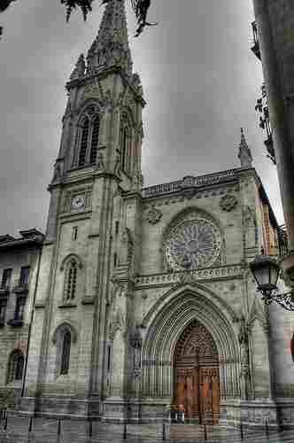 Cathedral of Santiago de Bilbao