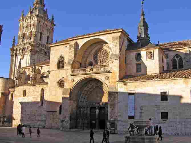 Cathedral of the Assumption of El Burgo de Osma
