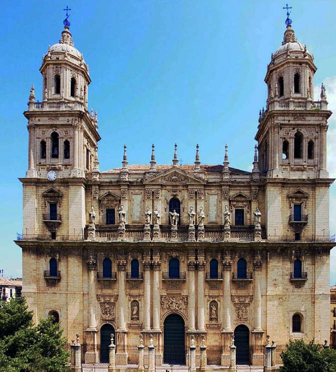 Cathedral of the Assumption of Jaén