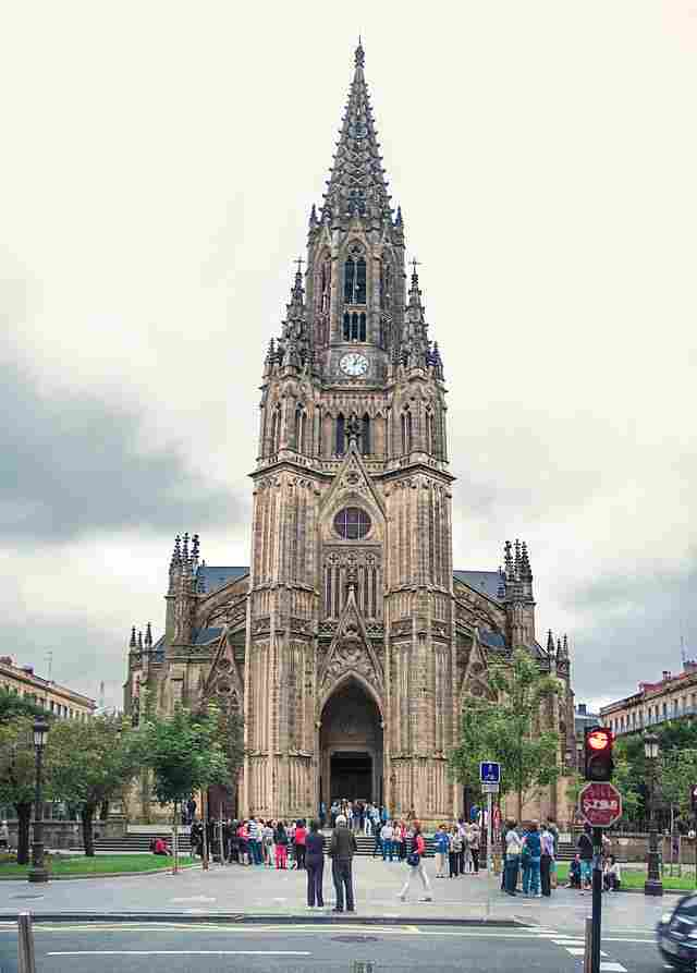 Cathedral of the Good Shepherd of San Sebastián