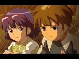 Celia Hills und Darren LaChance ~ Otonashi Haruna und Yuuki Tachimukai