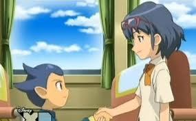 "Celia Hills und Scott ""Scotty"" Banyan ~ Otonashi Haruna und Yuuya Kogure"