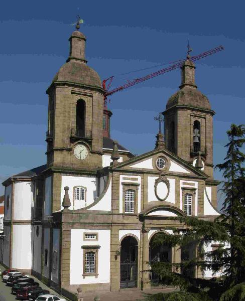 Co-Catedral de Ferrol