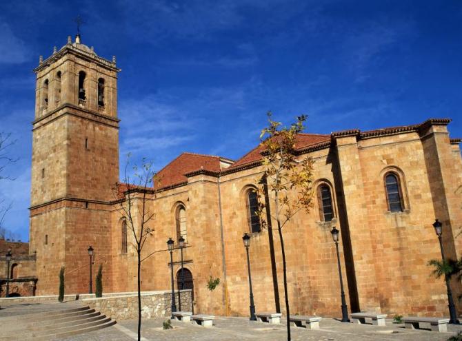 Co-catedral de San Pedro de Soria