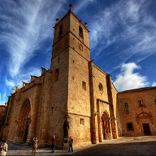 Co-catedral de Santa María de Cáceres