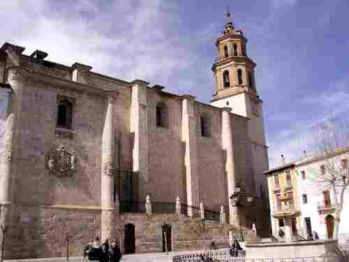 Co-cathedral of Baza