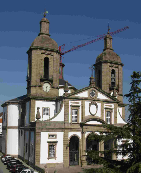 Co-Cathedral of Ferrol