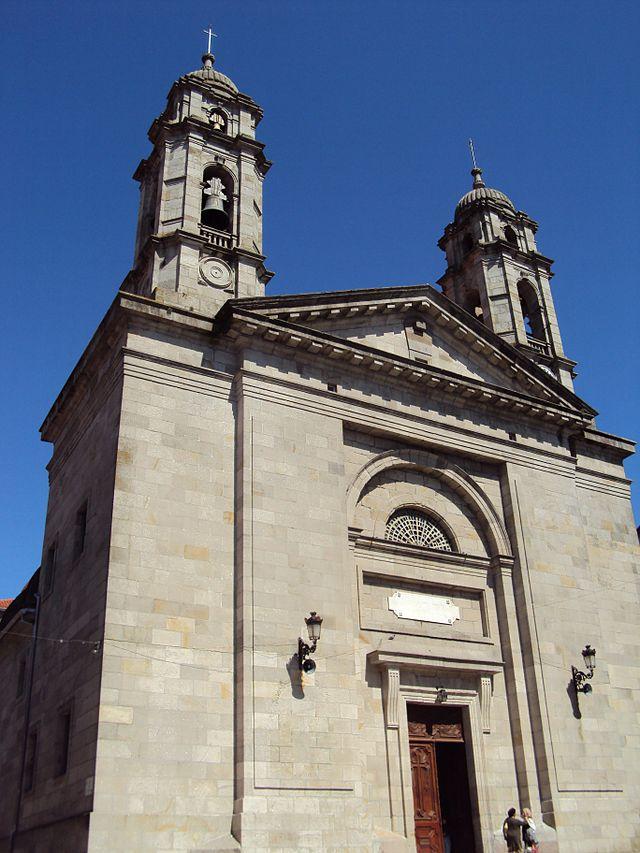 Co-cathedral of Santa María de Vigo