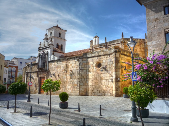 Co-cathedral of Santa María la Mayor (Mérida)