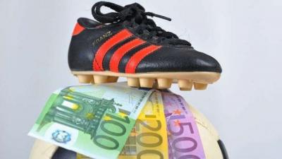 Els futbolistes que més diners ingressen