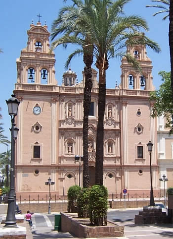 Huelva Cathedral