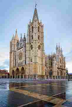 León Cathedral (Spain)