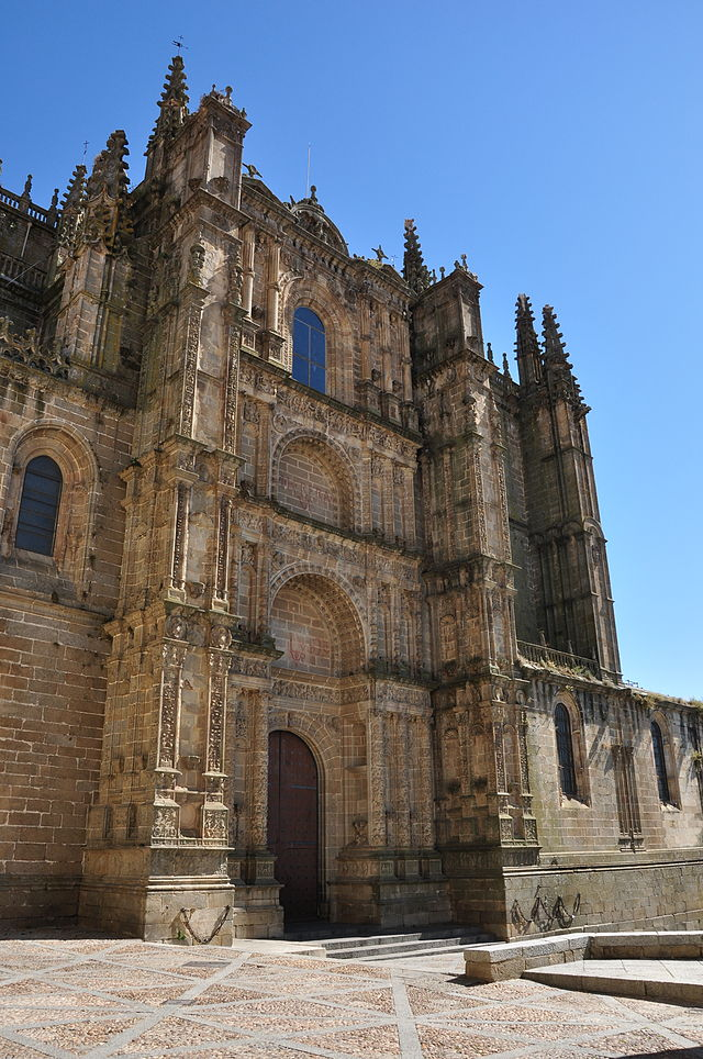 New Cathedral of Plasencia