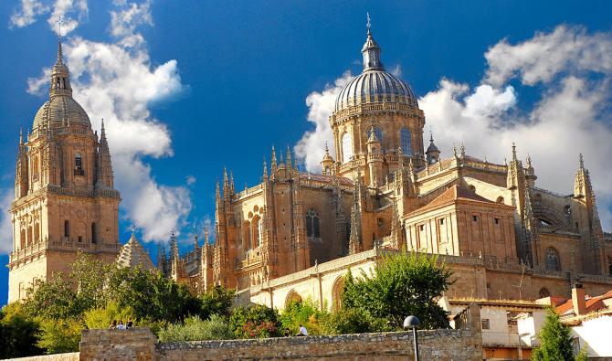 Nova Catedral de Salamanca