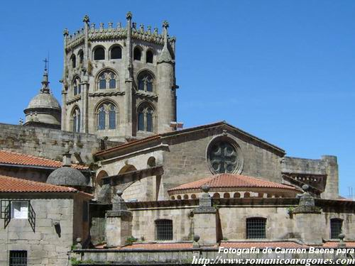 Orense Cathedral