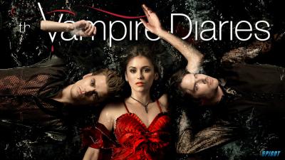Os melhores beijos de The Vampires Diaries