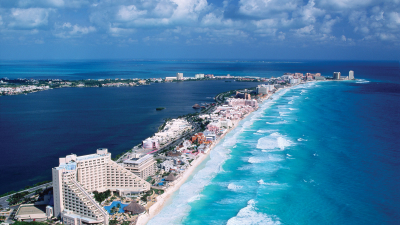 The best beaches in America and the Caribbean
