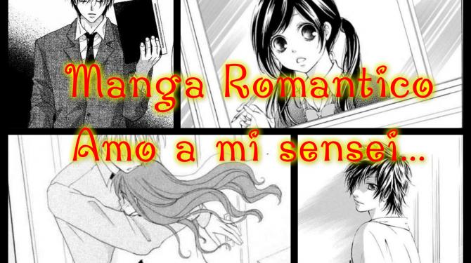 Mangas românticas: amor entre um sensei e seu aluno