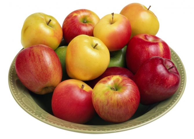 A podre história da maçã