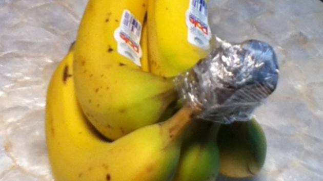 As bananas abençoadas