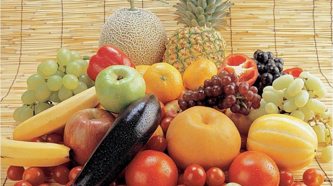 Cara terbaik untuk menjaga buah-buahan dan sayur-sayuran segar