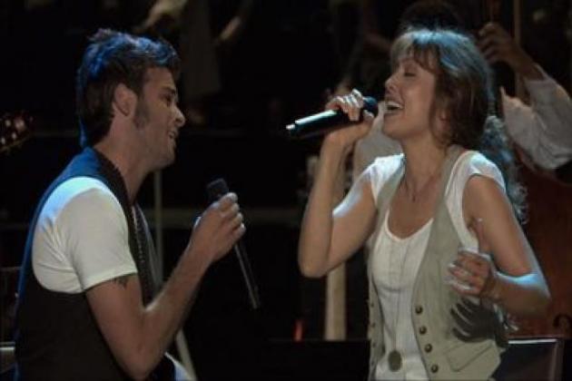 "Thalia & Pedro Capo ""I'm in love"""
