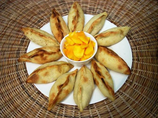 Боливийский завтрак