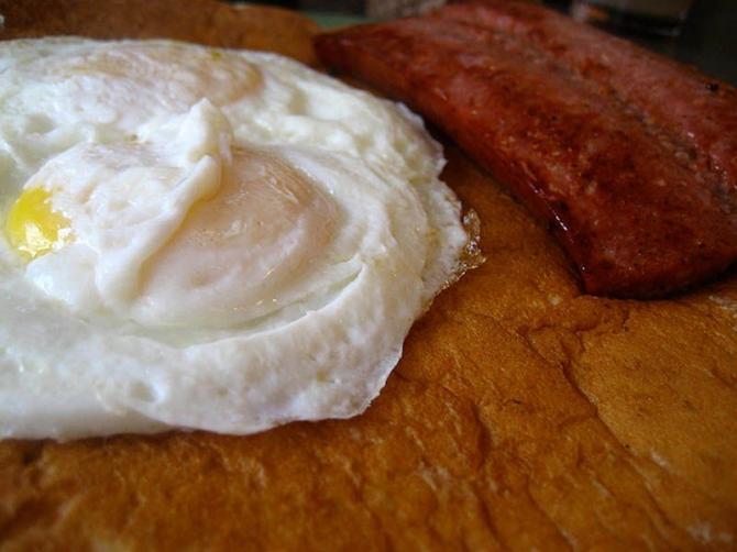 Завтрак на Аляске