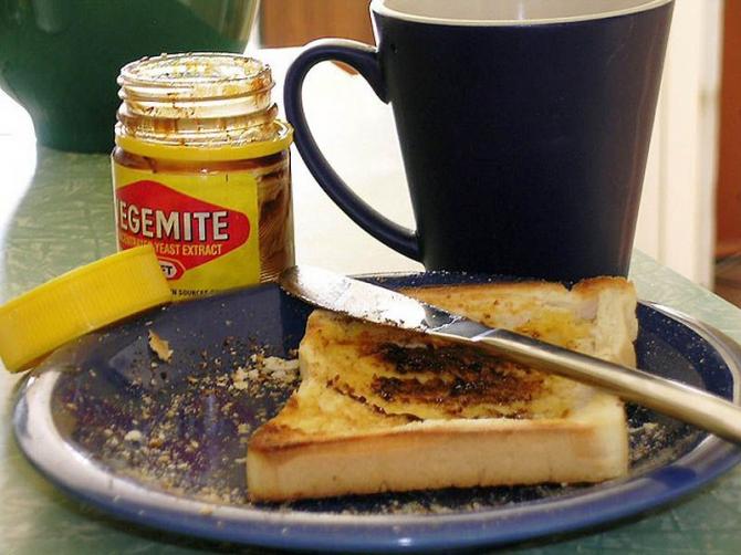 Petit déjeuner australien