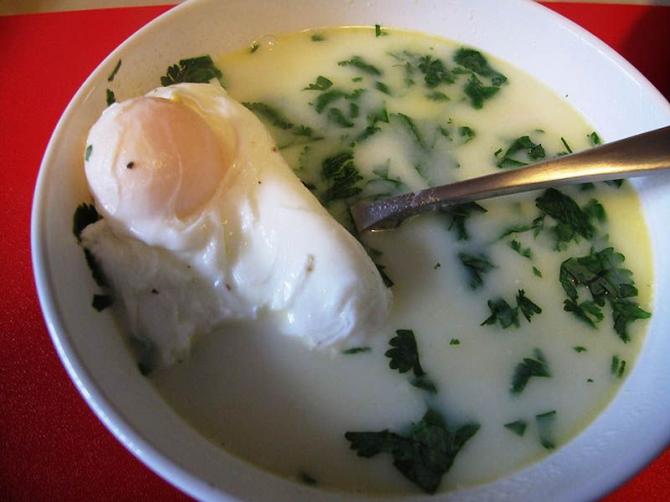 Petit déjeuner colombien