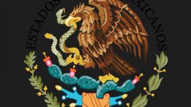 Les plus beaux boucliers des états du Mexique