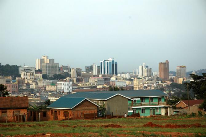 Кампала, Уганда