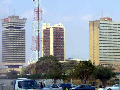 ЛУСАКА, ЗАМБИЯ