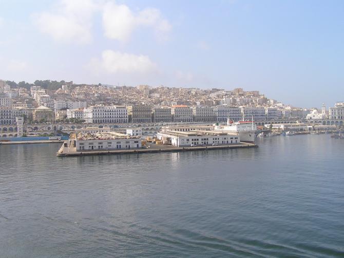 Алжель, Алжир
