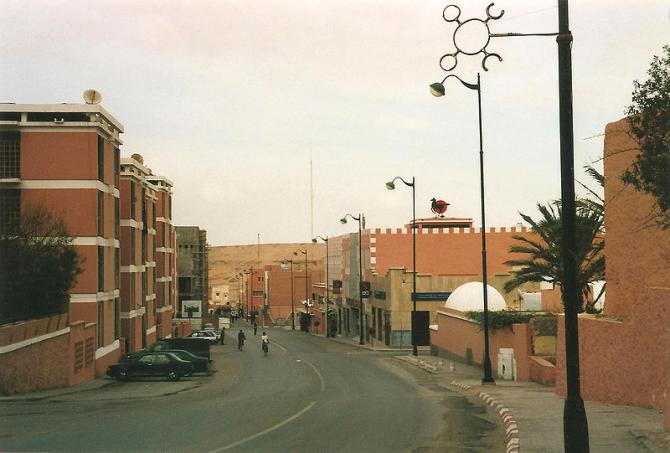 EL AAIUN, WESTERN SAHARA