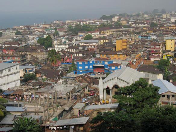 FREETOWN, Сьерра-Леоне