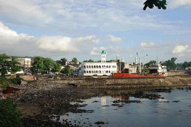 MORONI, COMORAS