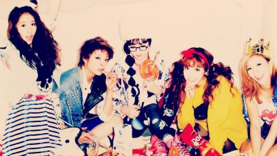 Principais grupos de garotas K-pop