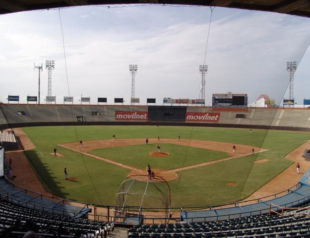 Луис Апарисио эль Гранде Стадион