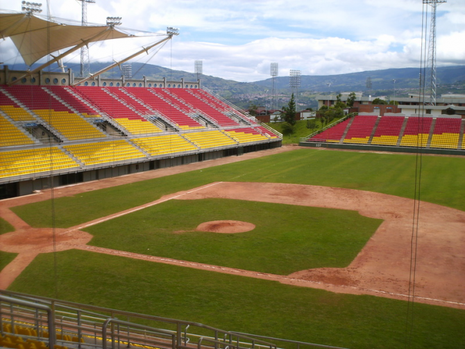 Столичный стадион Сан-Кристобаль