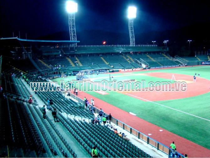 Alfonso Chico Carrasquel Stadium