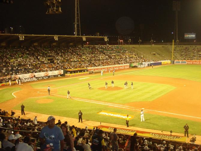 Caracas University Stadium