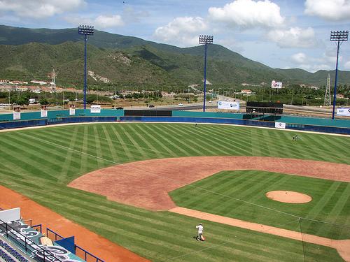 Guatamare de Margarita Stadium