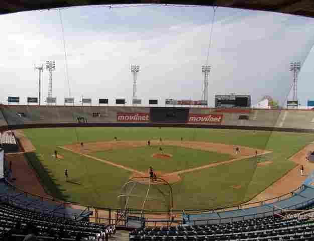 Luis Aparicio the Great Stadium