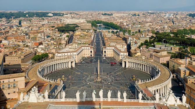 Город Ватикан