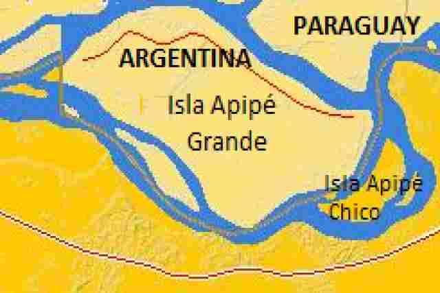 Apipé Islands