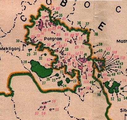 Cooch Bihar, ou os enclaves recorrentes, Índia e Bangladesh