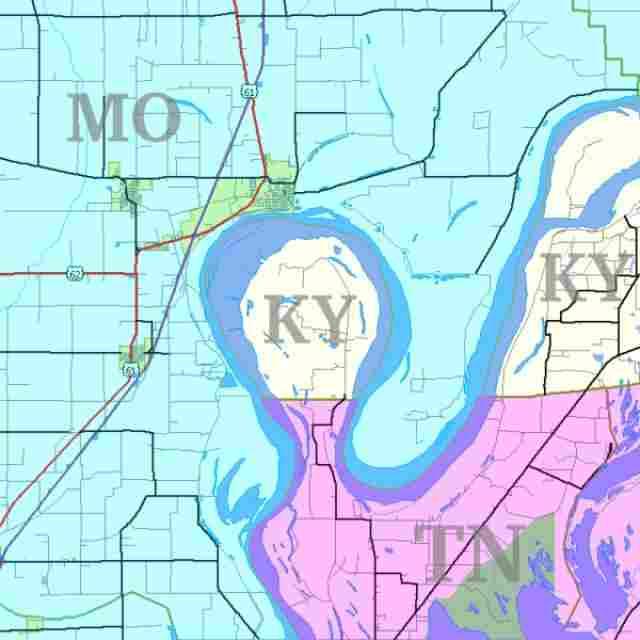 Kentucky curve