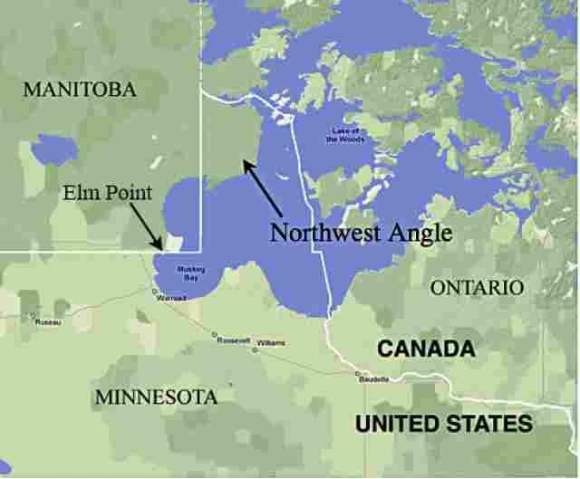 Northwest Angle, Minnesota
