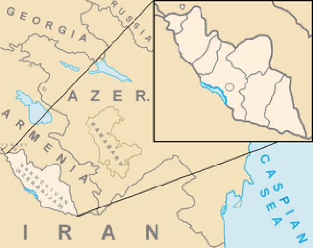 The Autonomous Republic of Nakhichevan